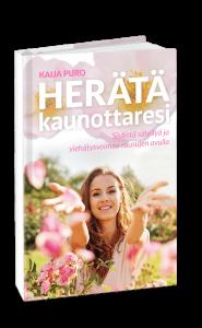 Herata kaunottaresi -ekirja Kaija Puro Ruusuenergiaa.fi